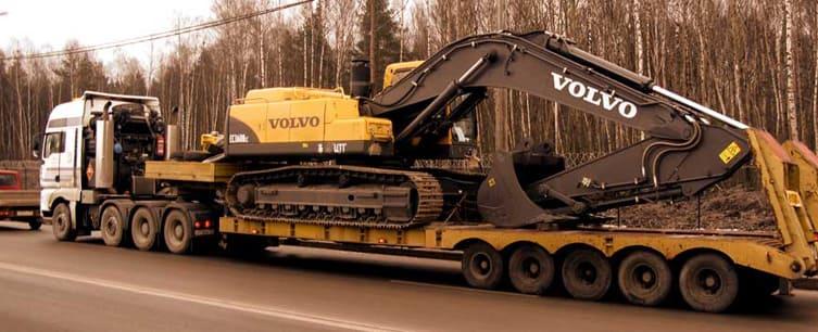 Перевозка тяжеловесных грузов