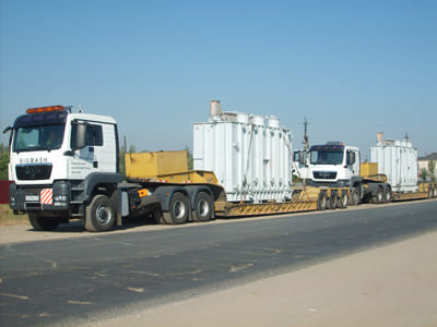 Перевозка электротехнического и энергетического оборудования