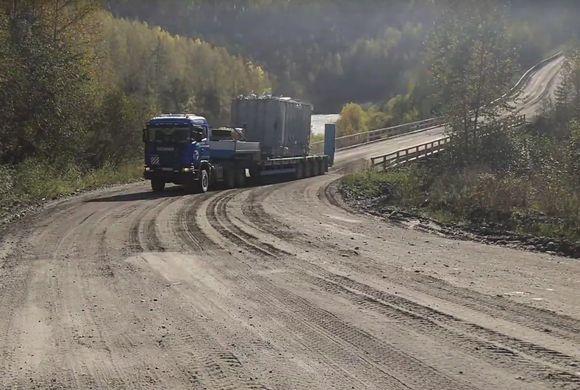 транспортировка трансформаторов автотранспортом