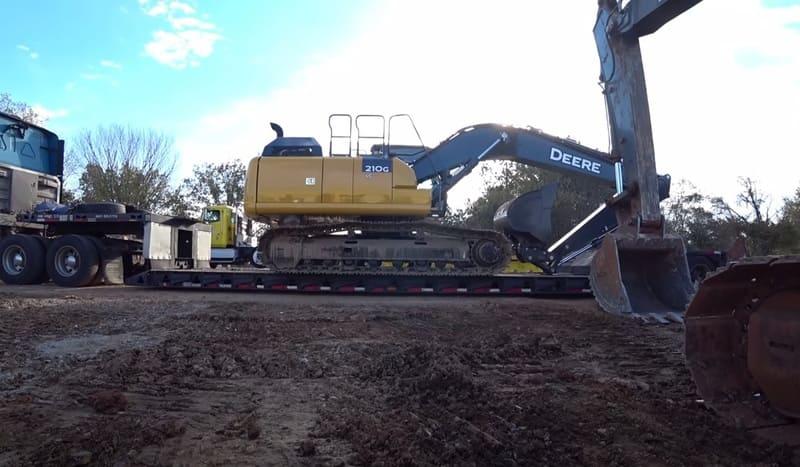 землеройная техника